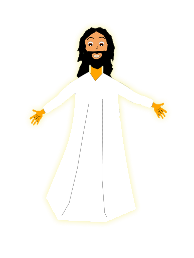Cute jesus clipart clipart graphic free stock Cute jesus clipart - ClipartFox graphic free stock