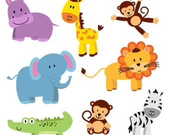 Cute jungle animal clipart free picture download Free Jungle Animals, Download Free Clip Art, Free Clip Art ... picture download