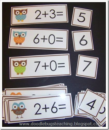 Cute kid doing math flash cards clipart download Great idea for math station to start the year - make flash ... download