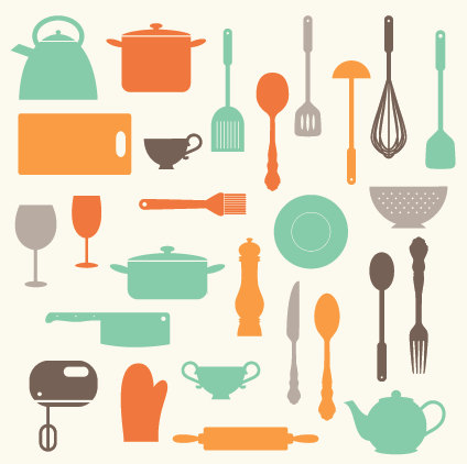 Kitchen utensil clipart png black and white download 14+ Kitchen Utensils Clipart | ClipartLook png black and white download