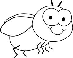 Cute lightning bug black and white clipart picture freeuse download Bug Clipart Black And White | Free download best Bug Clipart Black ... picture freeuse download