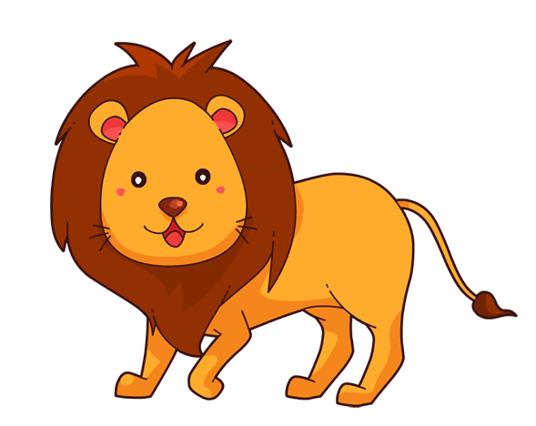 Lion clipart image image freeuse download Cute Lion Clipart Black And White | Free download best Cute Lion ... image freeuse download
