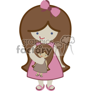 Cute little girl clipart clip art royalty free library cute little girl svg cut file dxf vector clipart. Royalty-free clipart #  403787 clip art royalty free library