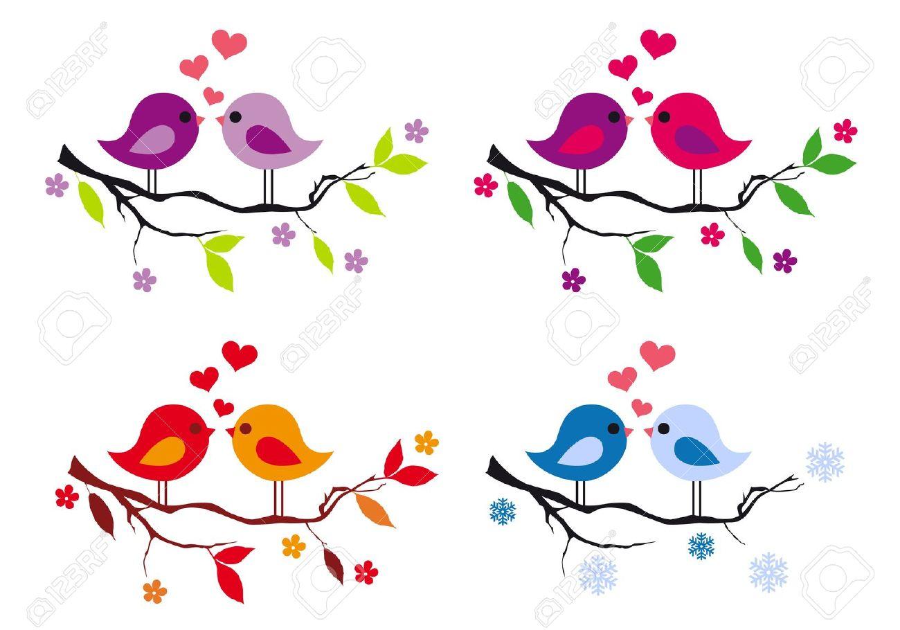 Cute love birds clipart clipart freeuse download Cute Love Birds Clipart | Free download best Cute Love Birds ... clipart freeuse download