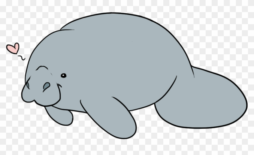 Cute manatee clipart vector library stock Georgia Tracking Project Adds Manatees, Gains Insights ... vector library stock