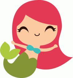 Cute mermaid clipart png download Free Cute Mermaid Cliparts, Download Free Clip Art, Free ... png download