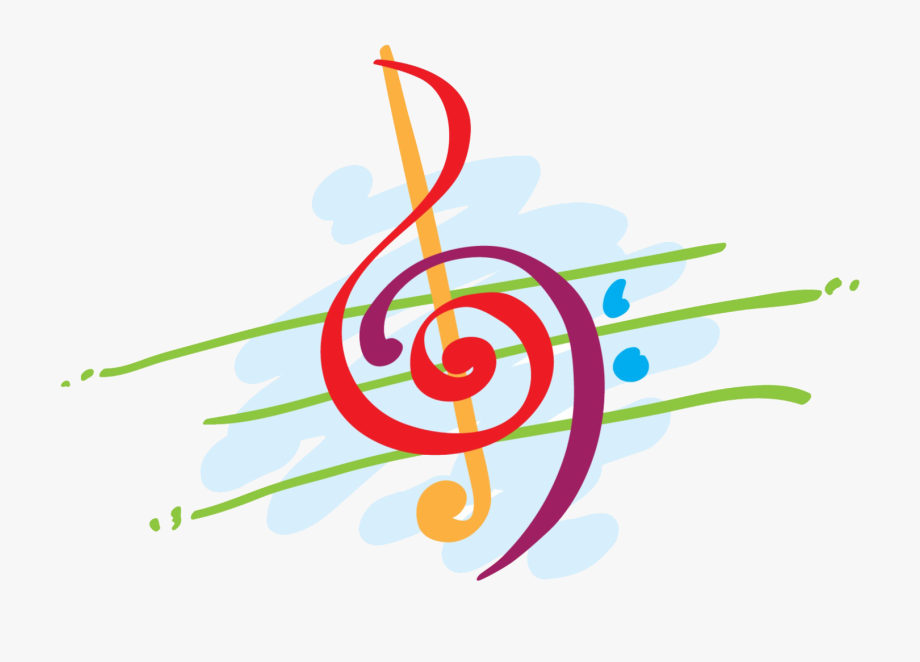 Cute music notes clipart clip art freeuse stock Music Note Cute - Colorful Music Notes Png #4186 - Free Cliparts on ... clip art freeuse stock