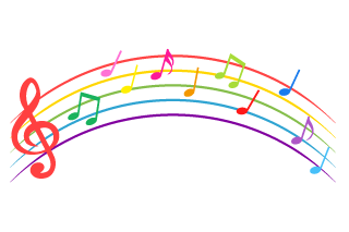 Cute music notes clipart clip art freeuse library Free music Cliparts & Pictures|Illustoon clip art freeuse library
