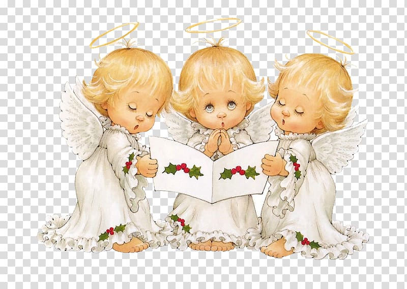 Cute naughty child angel free clipart image freeuse download Santa Claus Christmas Angel Cuteness , Angels transparent background ... image freeuse download