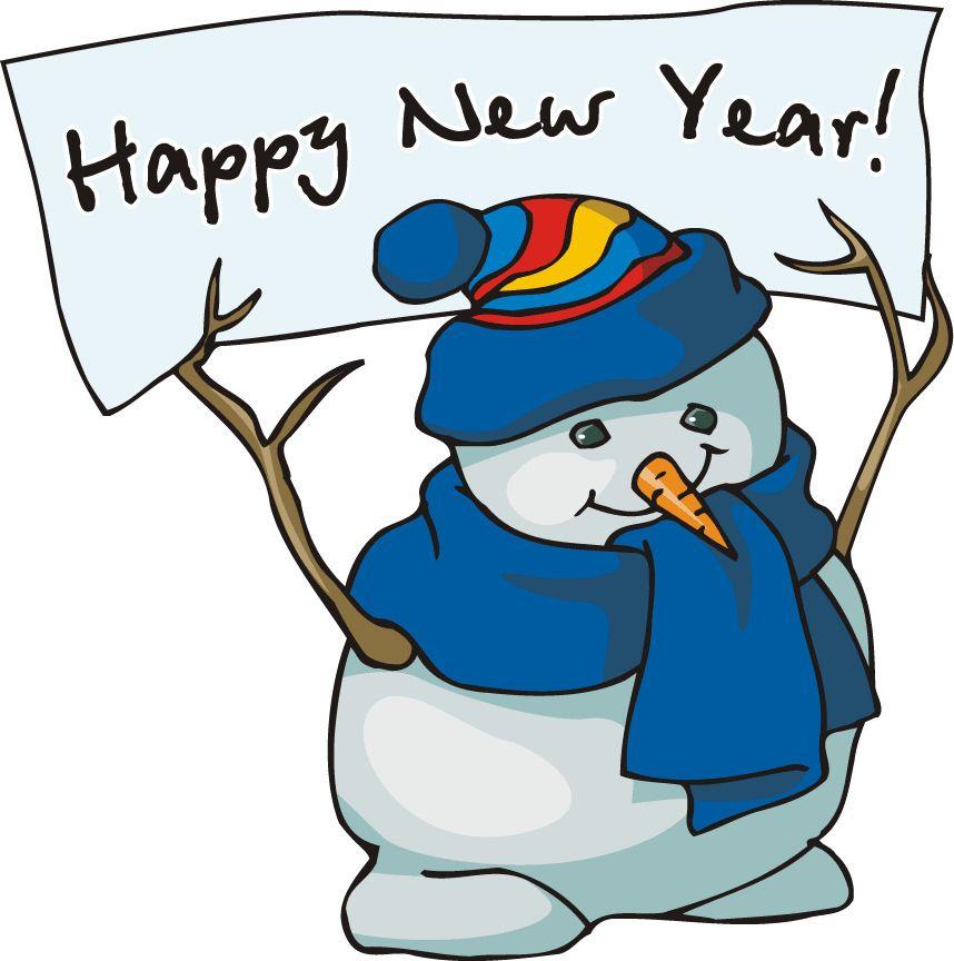 Cute new years clipart jpg library Cute New Year Clipart 2019 | 999+ Happy New Year Images Pictures ... jpg library