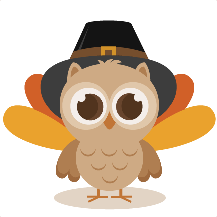 Cute november clipart clipart library stock Thanksgiving Owl SVG cutting file thanksgiving svg cuts cute clip ... clipart library stock