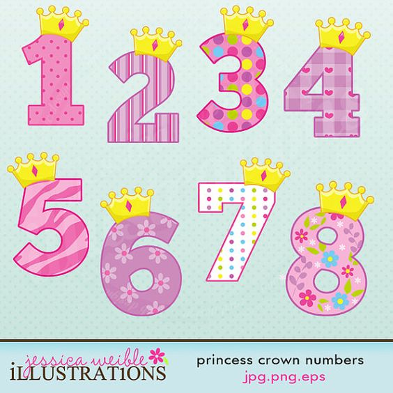 Cute number 1 clipart clipart free stock Number 1 clipart with crown - ClipartFest clipart free stock
