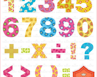 Cute number 1 clipart clipart free Cute numbers clipart 1 10 - ClipartFest clipart free