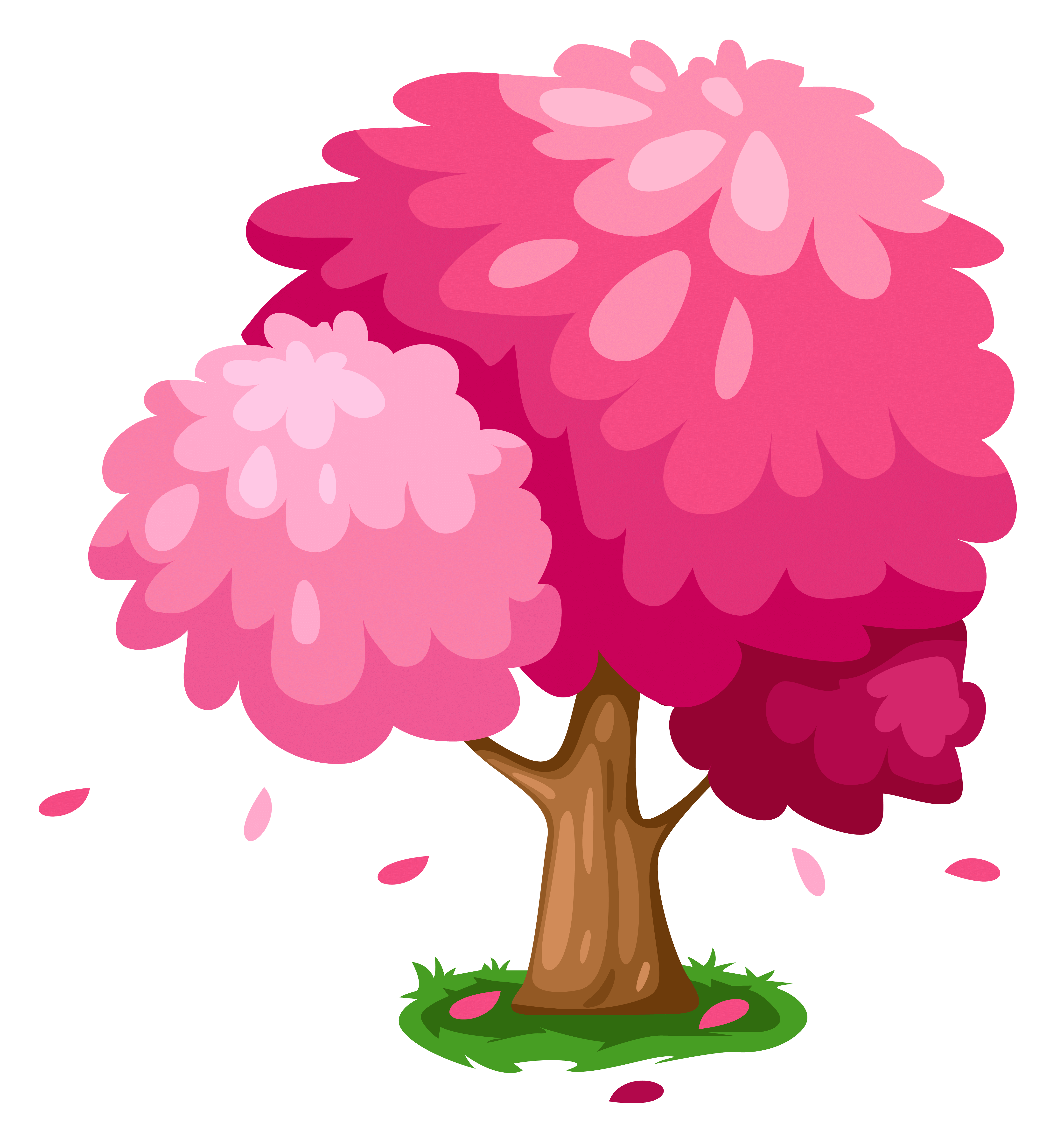 Cute oak tree clipart clip art freeuse library Oak Trees Clipart at GetDrawings.com | Free for personal use Oak ... clip art freeuse library