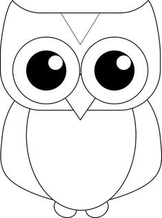 Owl clipart outline jpg transparent stock Eyes Clipart Black And White | Free download best Eyes ... jpg transparent stock