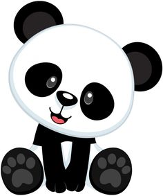 Pandas clipart jpg library download Cute Panda Bear Clipart | Free download best Cute Panda Bear Clipart ... jpg library download