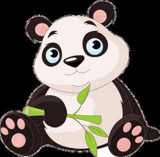 Cute panda bear clipart image freeuse download Cute Cartoon Panda | Cute Cartoon Panda Bears Clip Art | cartoon ... image freeuse download