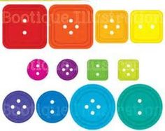 Cute pastel button clipart svg library Pastel Buttons Clipart. Cute Button Clip Art in a range of Pastel ... svg library