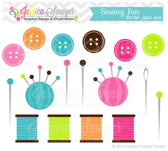 Cute pastel button clipart svg royalty free library INSTANT DOWNLOAD, cute sewing clipart, button clip art, button ... svg royalty free library