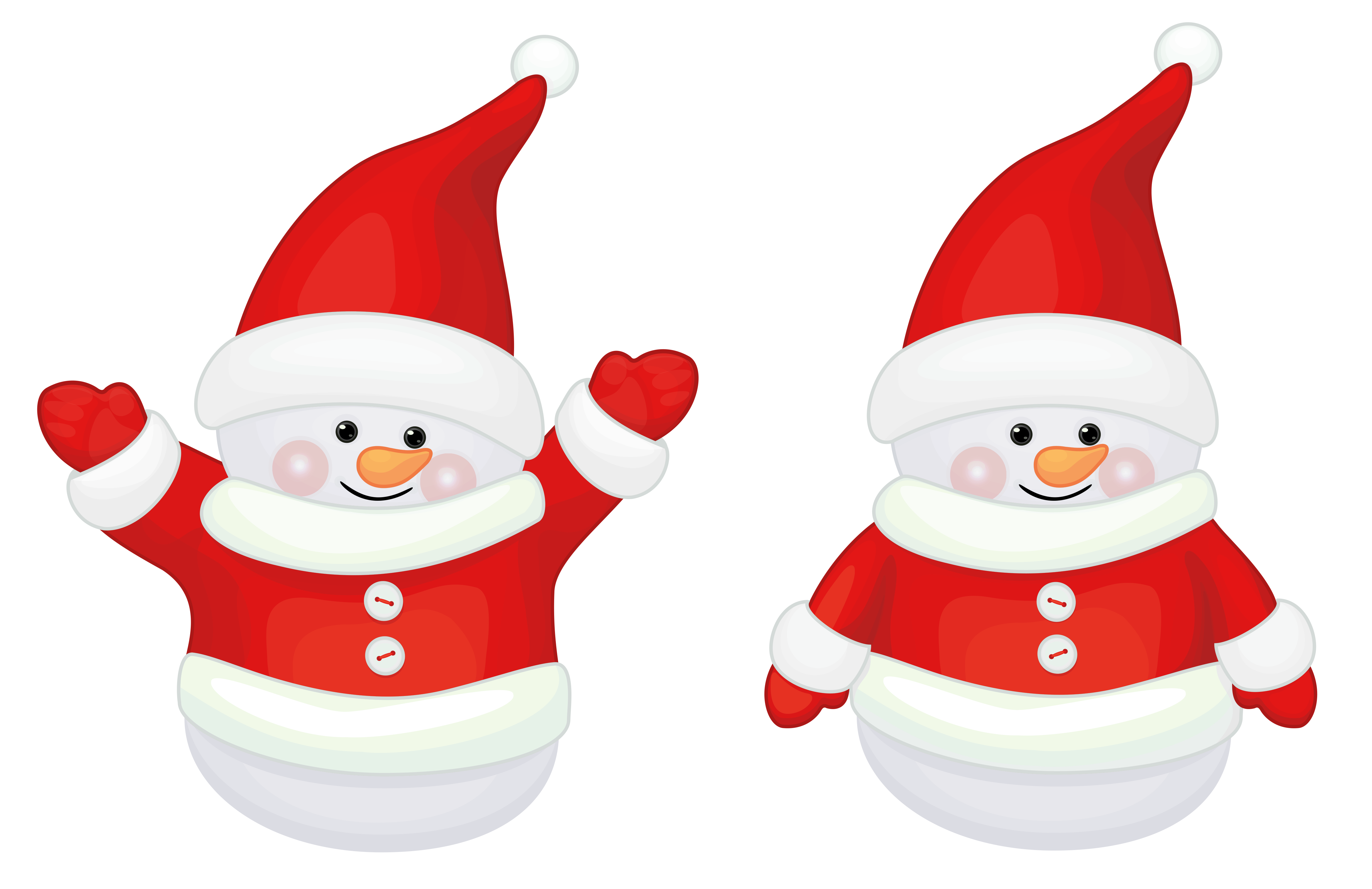 Cute penguin christmas clipart vector library download cute santa christmas clipart - Clipground vector library download