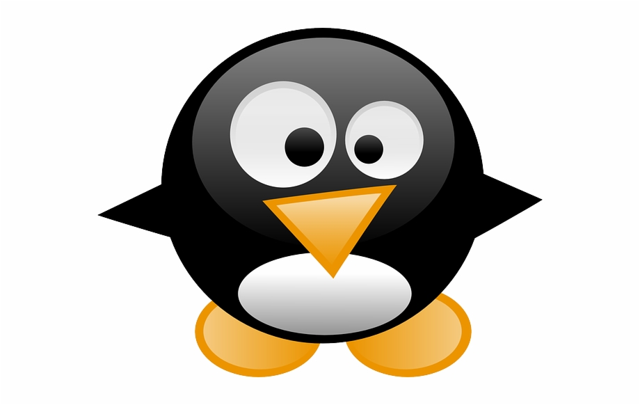 Cute penguin doctor clipart svg black and white library Penguin, Tux, Animal, Linux, Cartoon, Bird, Cute, Funny - Clipart ... svg black and white library