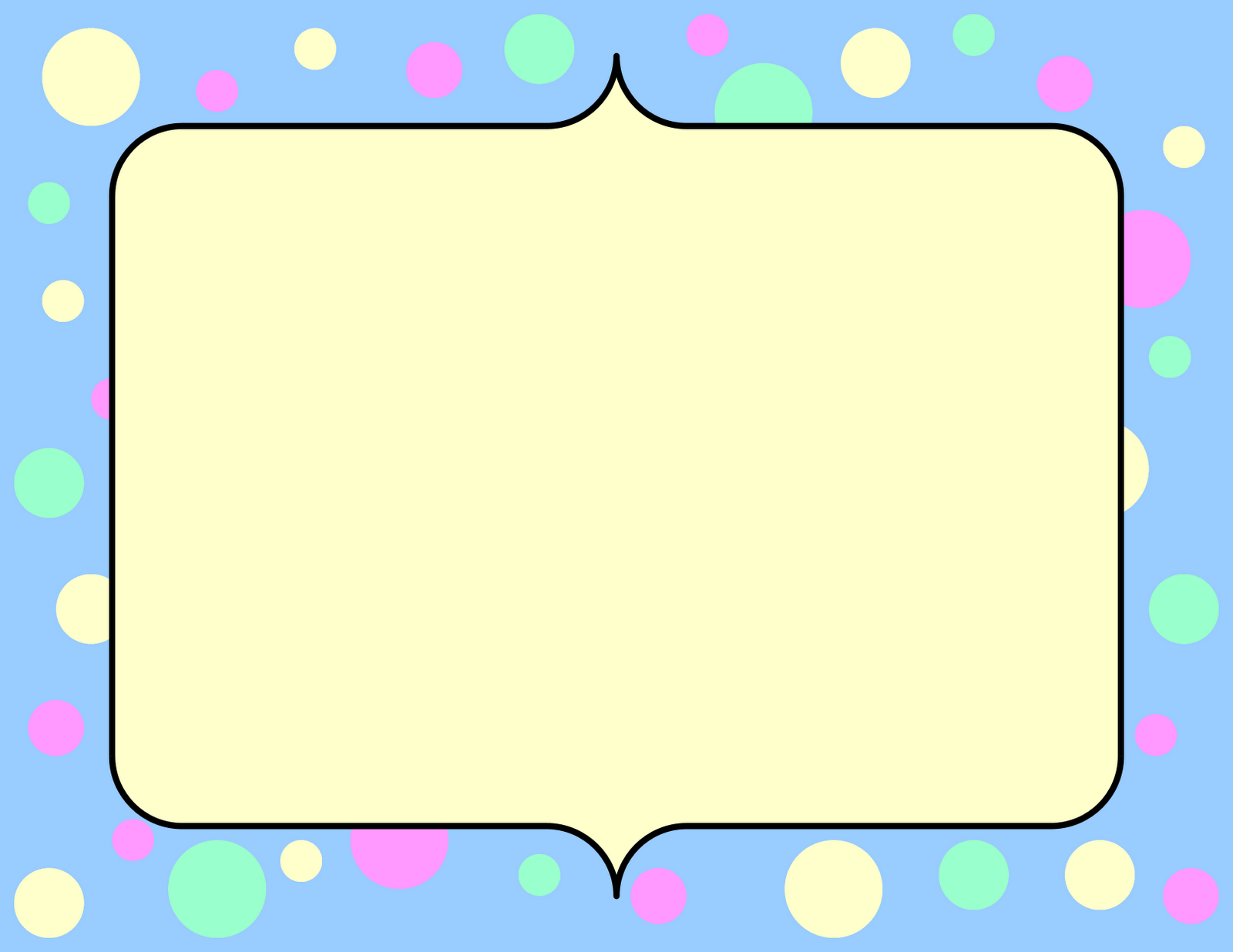 Cute photo frame clipart vector free stock Free Cute Frame Cliparts, Download Free Clip Art, Free Clip Art on ... vector free stock