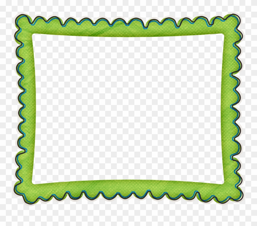 Cute photo frame clipart picture black and white download Boarders And Frames, Scrapbook Frames, Cute Frames, - Border ... picture black and white download