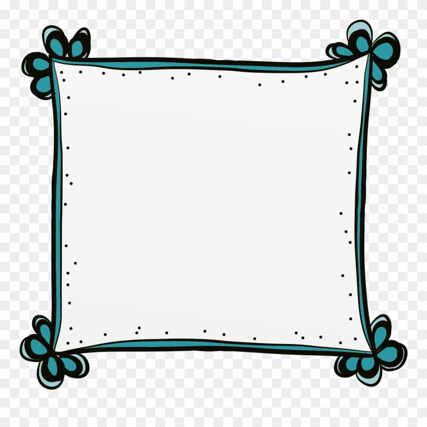 Cute photo frame clipart graphic black and white Cute Frames, Borders And Frames, Bullet Journal, Stationary ... graphic black and white