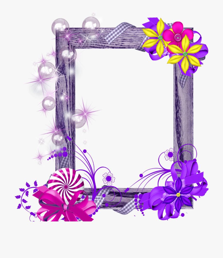 Cute photo frame clipart clip transparent Photoscape Editor Frames - Cute Frame Design Png #61012 - Free ... clip transparent
