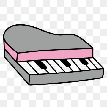 Free Download | Electronic Toy Piano PNG Images, piano ... png free library