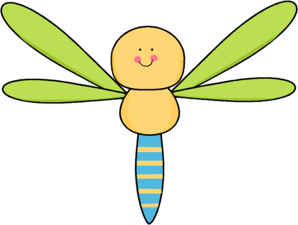 Cute pictures clipart png freeuse library Cute Dragonfly Clip Art Image | Clipart Panda - Free Clipart ... png freeuse library