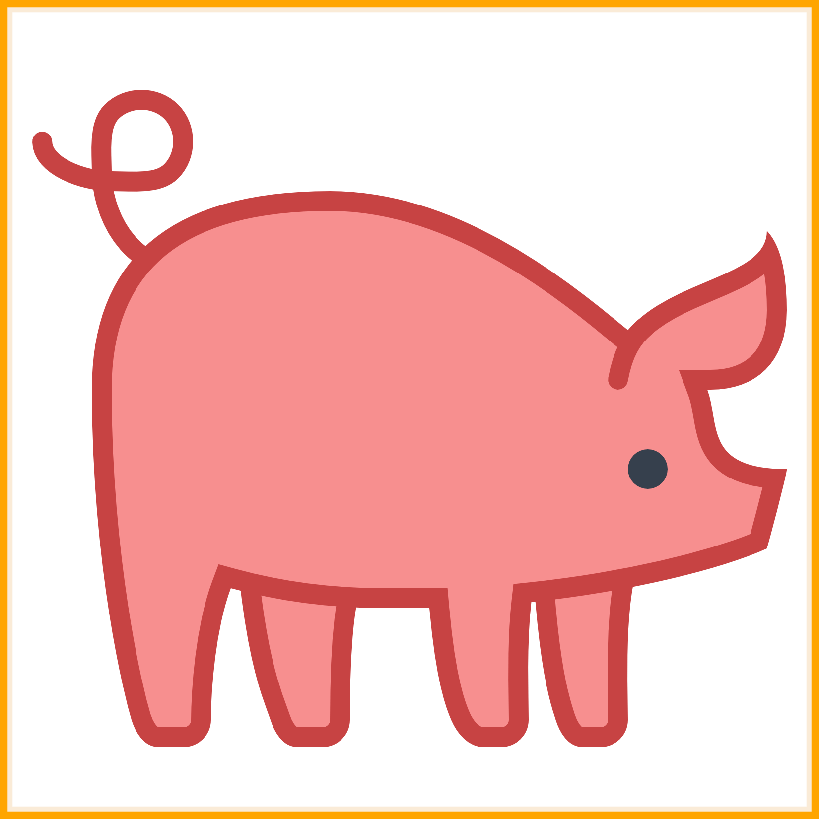 Cute piggy bank clipart image freeuse library Cute Pig Clipart at GetDrawings.com | Free for personal use Cute Pig ... image freeuse library