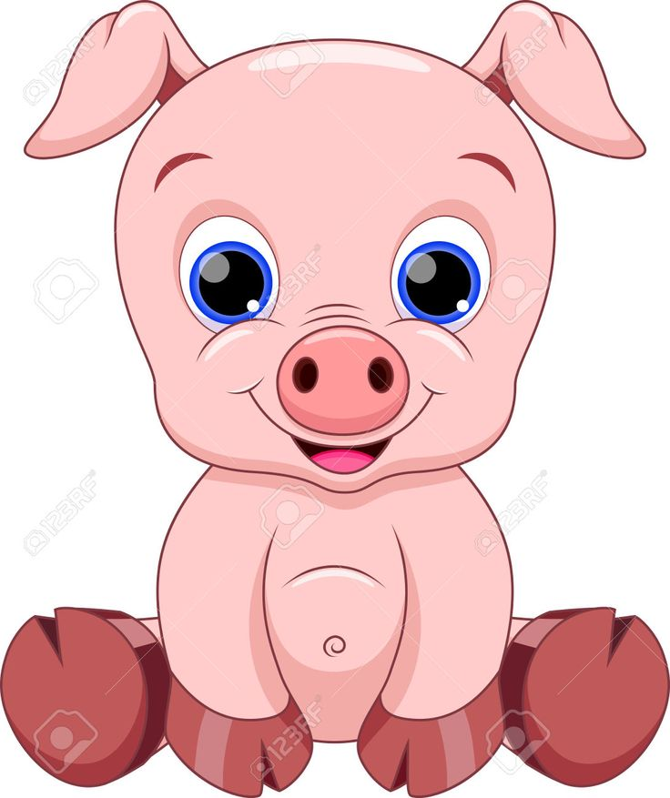 Cute piggy clipart free clip art stock Cartoon pig clipart - ClipartFest clip art stock