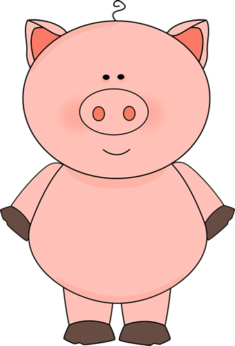 Cute piggy clipart free clip art royalty free stock Cute piggy clipart free - ClipartFest clip art royalty free stock