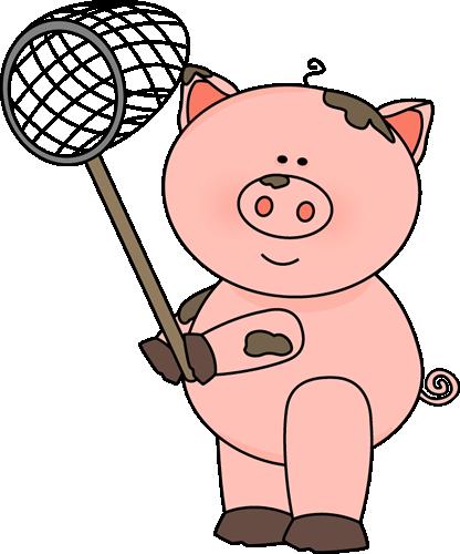 Cute piggy clipart free vector transparent stock Free cute pig clipart - ClipartFest vector transparent stock