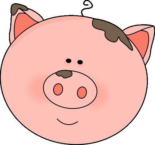 Cute piggy clipart free clip art freeuse Cute piggy clipart free - ClipartFest clip art freeuse
