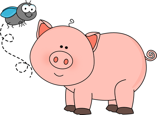 Cute piggy clipart free svg freeuse download Free cute pig clipart - ClipartFest svg freeuse download
