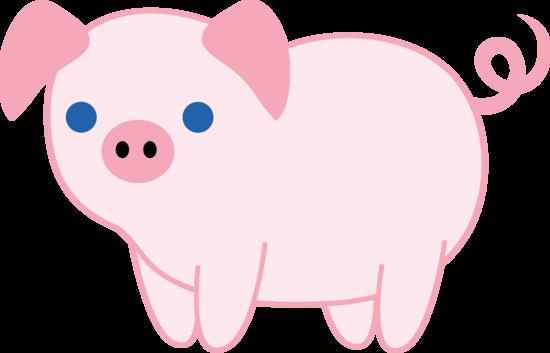 Cute piggy clipart free clip art library Cute Pig Clipart & Cute Pig Clip Art Images - ClipartALL.com clip art library