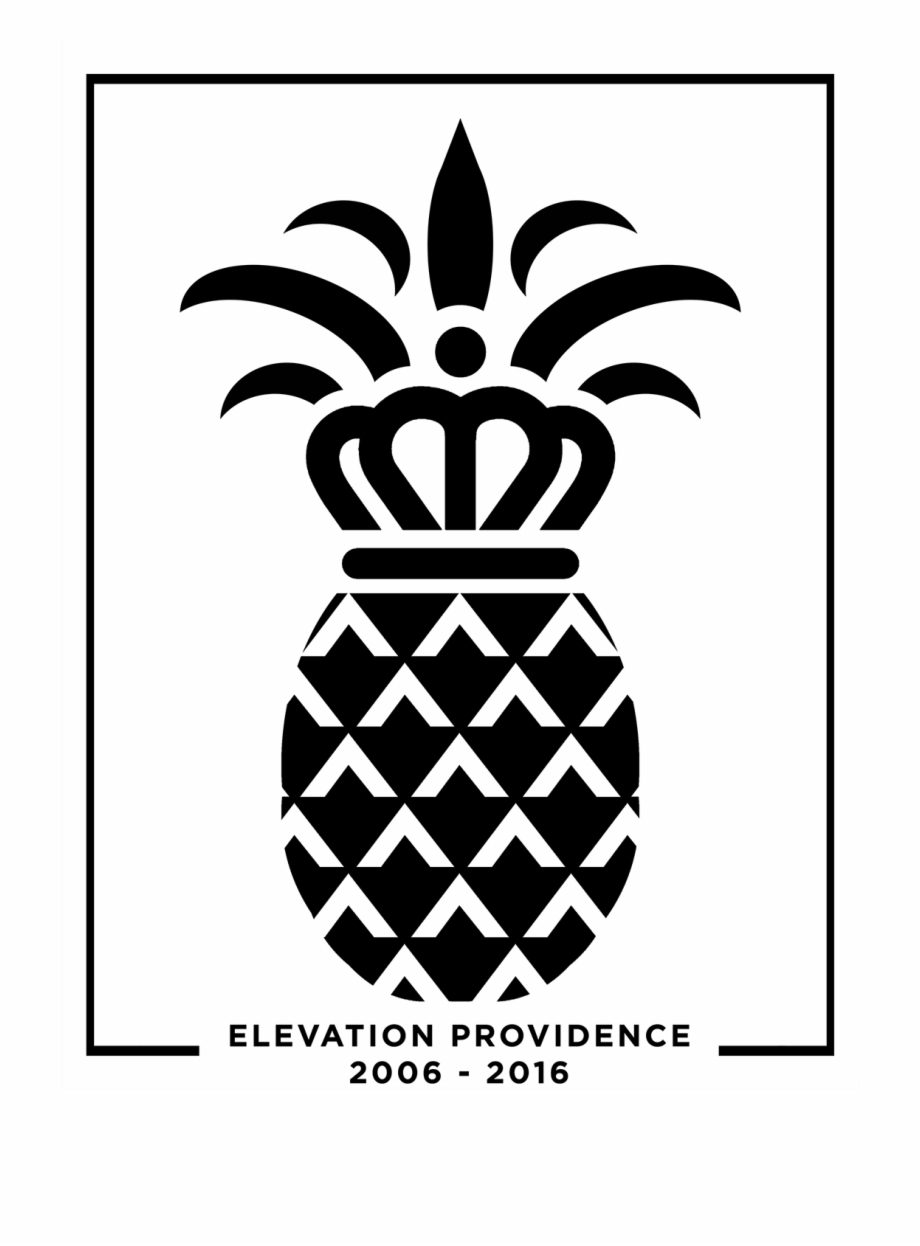 Cute pineapple camera clipart black and white svg free library Providence Pineapple - Pineapple - black and white pineapple ... svg free library