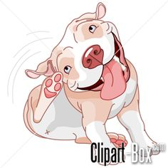 Cute pitbull clipart freeuse stock 7 Best pitbull clipart images in 2014 | Pitbulls, Dogs ... freeuse stock