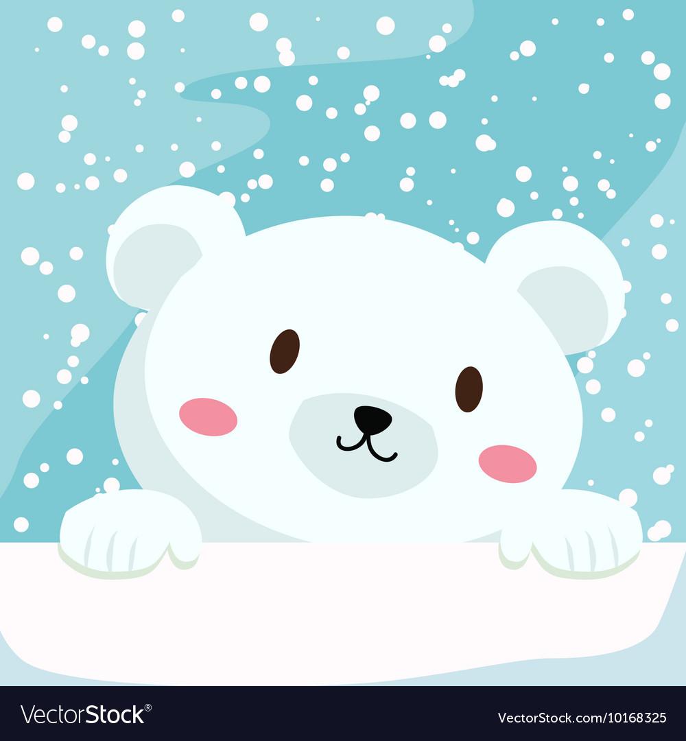 Cute polar bear on ice clipart png freeuse Close up Polar Bear png freeuse