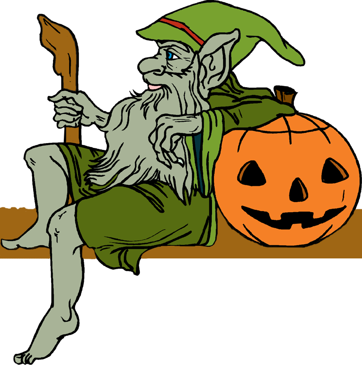 Cute poppy troll holding pumpkin clipart picture transparent library 28+ Collection of Troll Clipart   High quality, free cliparts ... picture transparent library