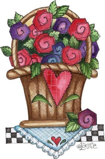Cute primtive flower cliparts transparent stock Spring clip art country - 15 clip arts for free download on EEN transparent stock