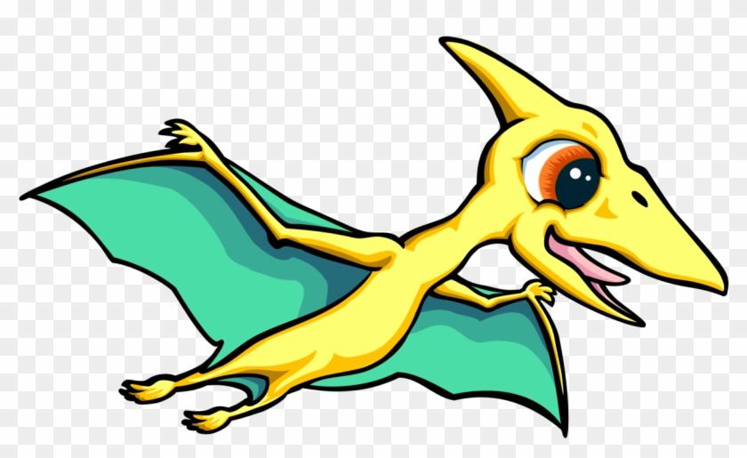 Pterodon clipart
