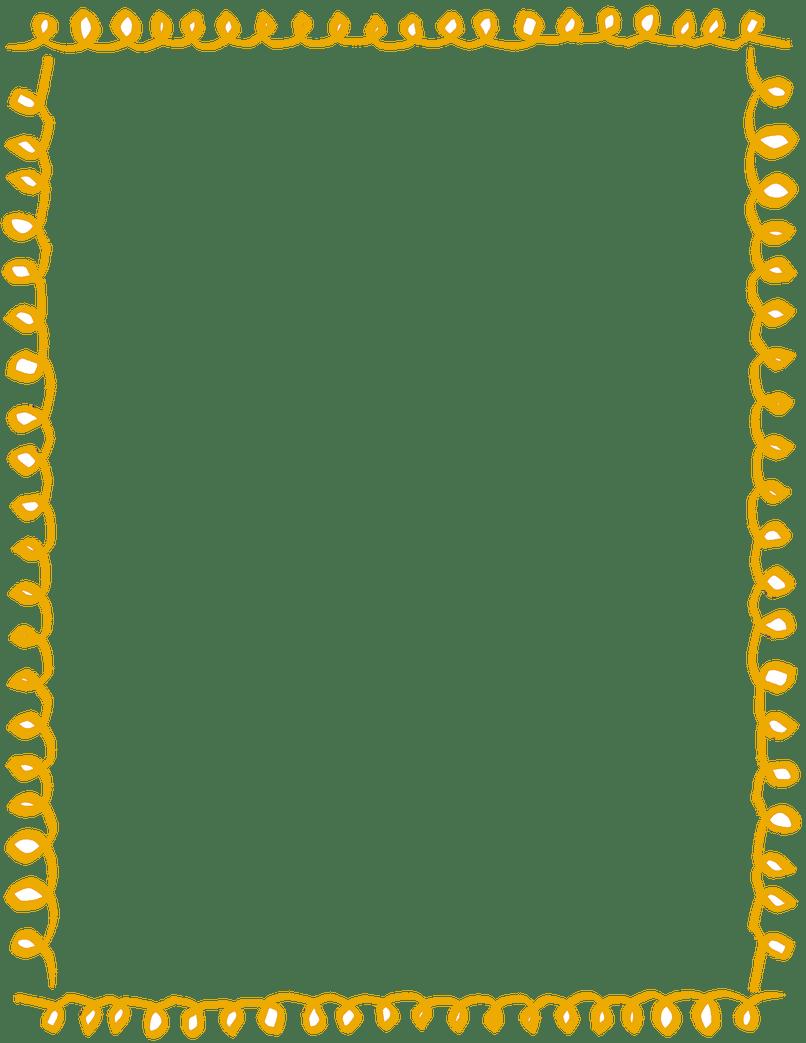 Cute pumpkin border clipart graphic transparent download Border clipart cute FREE for download on rpelm graphic transparent download