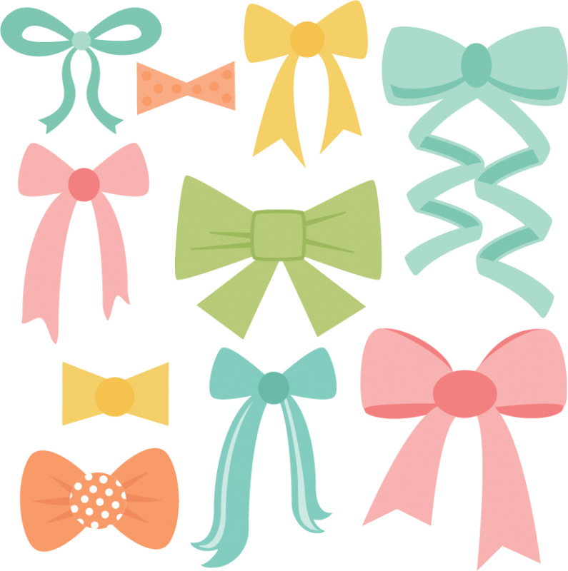 Cute pumpkin bow tie clipart banner free download Bow Set SVG cut files bow svg files ribbon svg cuts free svgs free ... banner free download
