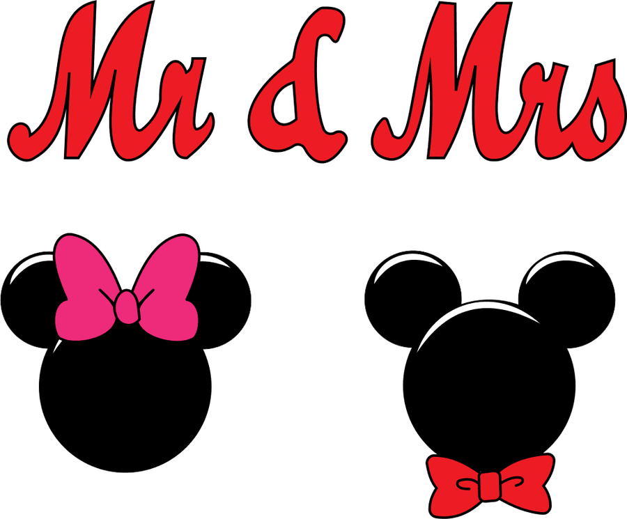 Cute pumpkin bow tie clipart clip free stock Mr and Mrs Mouse Clipart - bow tie, loop, mickey, minnie, mouse ... clip free stock