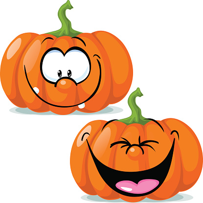 Cute pumpkin character clipart transparent stock Pumpkin character clipart - ClipartFest transparent stock