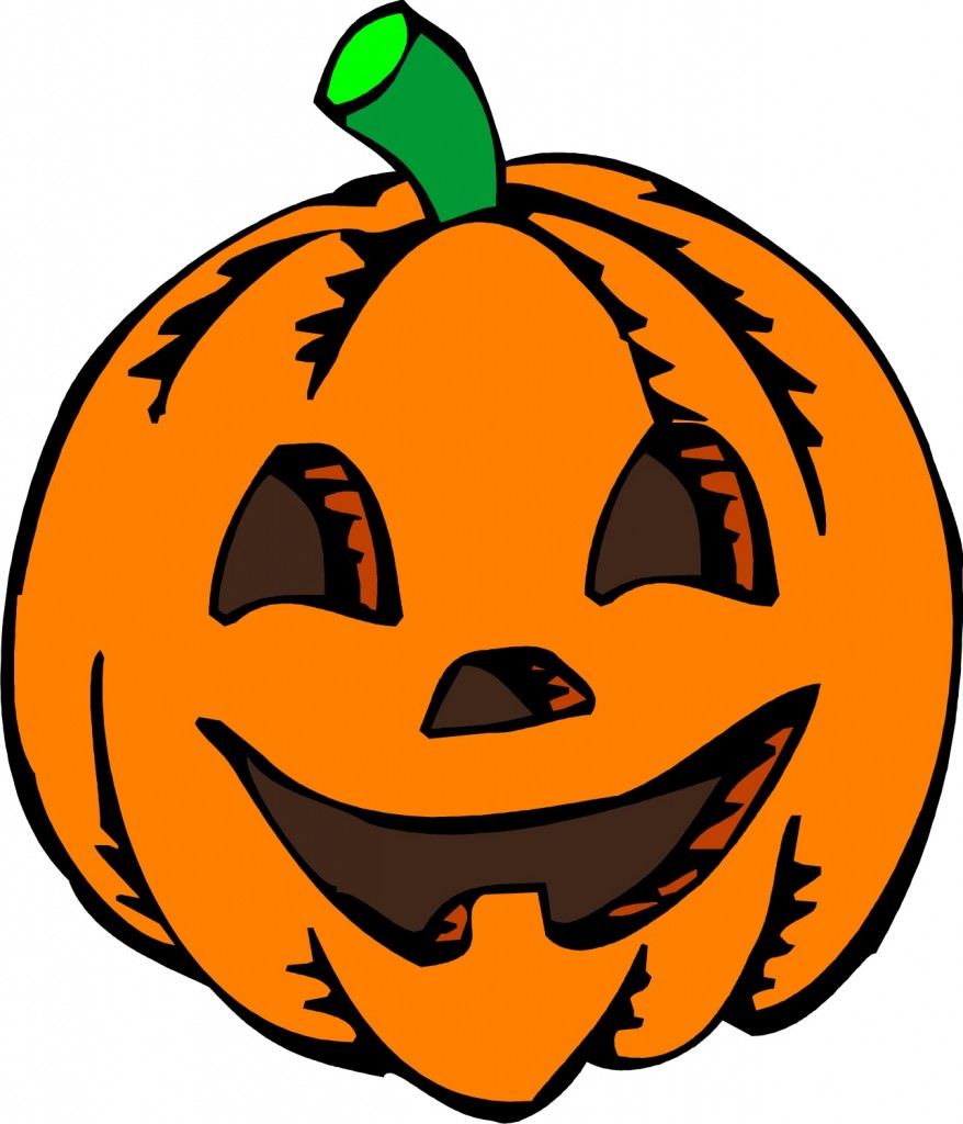 Cute pumpkin character clipart transparent stock Free clipart of cute pumpkin - ClipartFest transparent stock