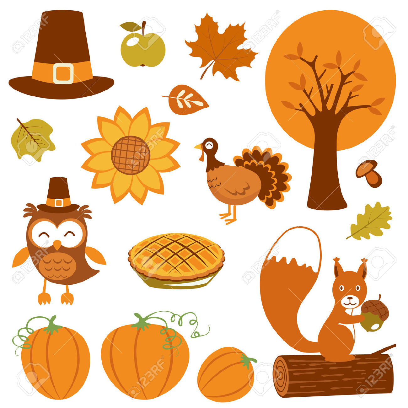 Cute pumpkin character clipart picture freeuse 8,174 Pumpkin Characters Stock Vector Illustration And Royalty ... picture freeuse